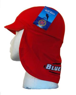 3a367ad264d BABY INFANTS BLUE RUSH UV50 SPF50 LEGIONNAIRES NECK FLAP SUNHAT CHOICE OF  COLOURS FOR BABIES AGE 0-2